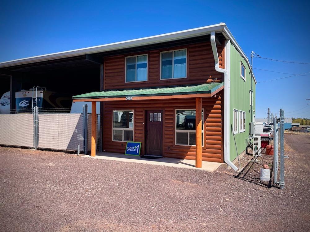 Alpine Storage Front Office